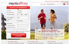 meeticaffinity.fr Homepage Screenshot