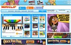 miniclip.com Homepage Screenshot