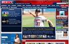 minorleaguebaseball.com Homepage Screenshot