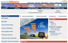motoallegro.pl Homepage Screenshot