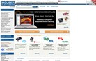 mouser.com Homepage Screenshot