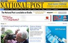 nationalpost.com Homepage Screenshot