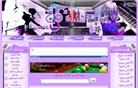 njom.net Homepage Screenshot
