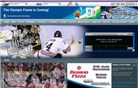 ontariohockeyleague.com Homepage Screenshot