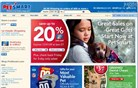 petsmart.com Homepage Screenshot