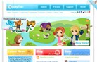 playfish.com Homepage Screenshot