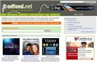 podfeed.net Homepage Screenshot