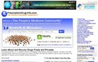 prescriptiondrug-info.com Homepage Screenshot