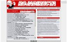 rojadirecta.com Homepage Screenshot