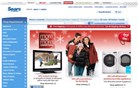 sears.com Homepage Screenshot