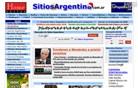 sitiosargentina.com.ar Homepage Screenshot
