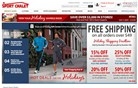 sportchalet.com Homepage Screenshot