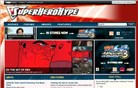 superherohype.com Homepage Screenshot