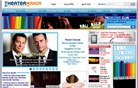 theatermania.com Homepage Screenshot