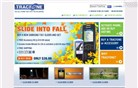 tracfone.com Homepage Screenshot