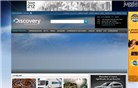tudiscovery.com Homepage Screenshot