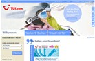 tui.com Homepage Screenshot