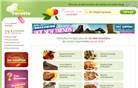 une-recette.com Homepage Screenshot