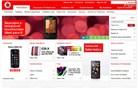 vodafone.pt Homepage Screenshot