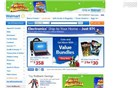 walmart.com Homepage Screenshot