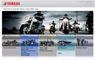 yamaha-motor.com Homepage Screenshot
