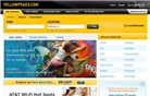 yellowpages.com Homepage Screenshot