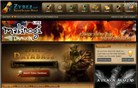 zybez.net Homepage Screenshot