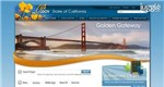 California - Top Government Website Award Screenshot