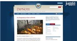 DipNote - Top Government Blog Screenshot