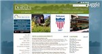 Dubuque, Iowa - Top City Government Website Screenshot