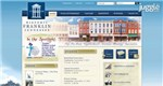 Franklin, Tennessee - Top City Government Website Screenshot