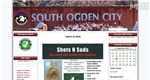 South Ogden City, Utah - Top City Government Website Screenshot
