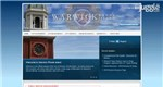 Warwick, Rhode Island - Top City Government Website Award Screenshot