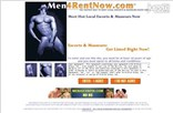 men4rentnow.com Homepage Screenshot