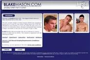blakemason.com Homepage Screenshot