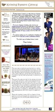 knittingpatterncentral.com - robtex