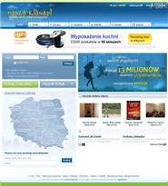 nasza-klasa.pl Homepage Screenshot