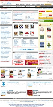 sulekhab2b.com Homepage Screenshot