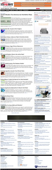 technewsworld.com Homepage Screenshot