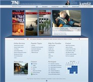 tn.gov Homepage Screenshot