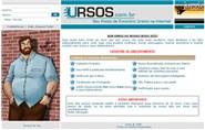 ursos.com.br Homepage Screenshot