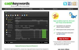 cashkeywords.com
