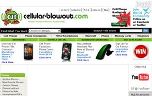 cellular-blowout.com
