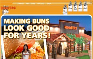 hooters.com