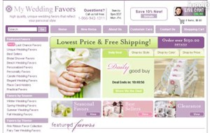 myweddingfavors.com