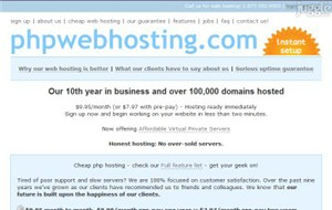 phpwebhosting.com