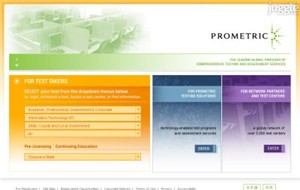 prometric.com