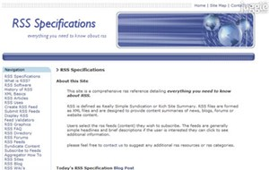 rss-specifications.com