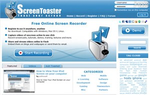 screentoaster.com