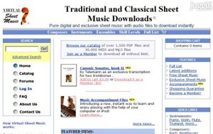 virtualsheetmusic.com